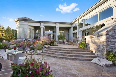 Castle Rock CO Single Family Home Active: $1,975,000