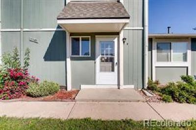 Denver Condo/Townhouse Active: 2269 North Coronado Parkway #B