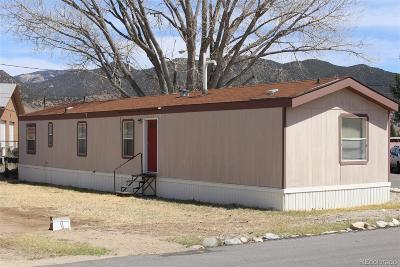 Salida Single Family Home Under Contract: 910 J Street #F5