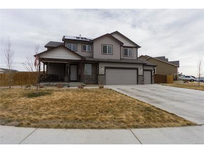 Platteville Single Family Home Under Contract: 514 Planter Lane