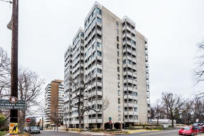 Denver Condo/Townhouse Under Contract: 1200 North Humboldt Street #706