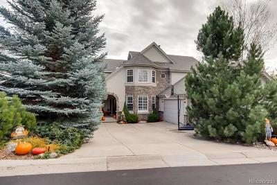 Castle Pines CO Single Family Home Active: $825,000