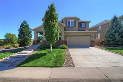 Castle Pines Single Family Home Under Contract: 7352 Arco Iris Lane