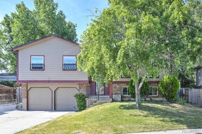 Evergreen, Arvada, Golden Single Family Home Active: 13732 West 67th Place