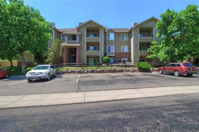 Littleton Condo/Townhouse Active: 8422 South Upham Way #H64