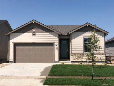 Greeley Single Family Home Active: 10223 West 11th Street