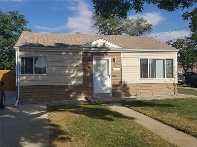 Aurora, Denver Single Family Home Active: 1600 Moline Street
