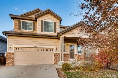 Dacono Single Family Home Under Contract: 3076 Meadowbrook Place