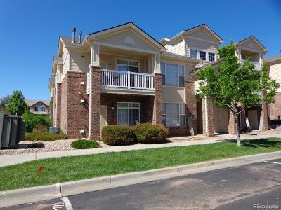 Aurora Condo/Townhouse Active: 5755 North Genoa Way #14-101