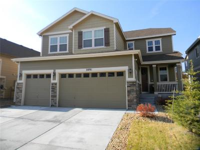 Castle Rock Single Family Home Active: 3091 Rising Moon Way