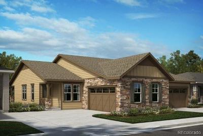 Castle Rock CO Condo/Townhouse Active: $459,547