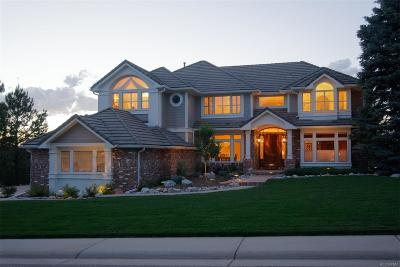 Highlands Ranch Single Family Home Active: 3 Red Tail Drive
