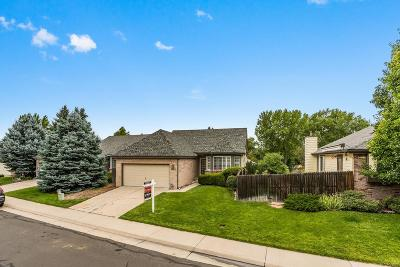 Denver Single Family Home Under Contract: 2243 South Yosemite Circle