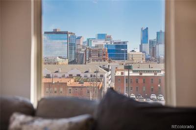 Denver Condo/Townhouse Active: 1521 Central Street #3C