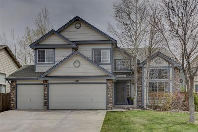Meadows, The Meadows Single Family Home Under Contract: 5010 Apache Creek Road