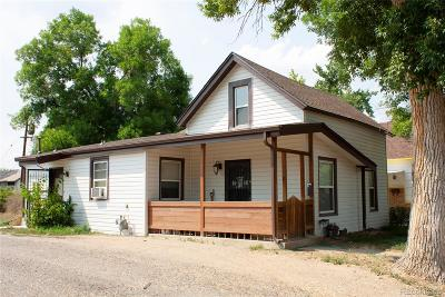 Arvada Single Family Home Active: 5617 Zephyr Street