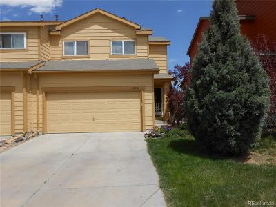 Northglenn Condo/Townhouse Under Contract: 11096 Josephine Way