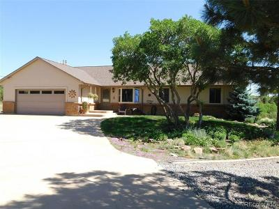 Sedalia Single Family Home Active: 893 Coronado Drive