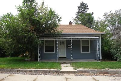 Englewood Single Family Home Under Contract: 3617 South Acoma Street