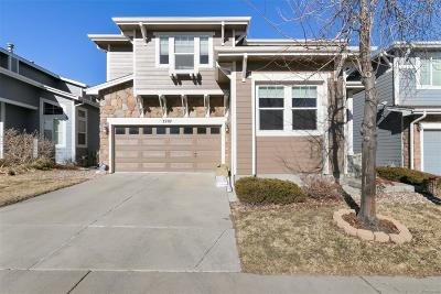 Highlands Ranch Single Family Home Active: 3207 Green Haven Circle