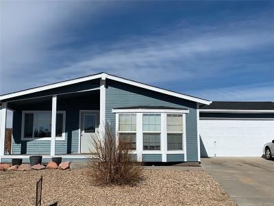 Brighton Single Family Home Active: 243 Cherokee Court