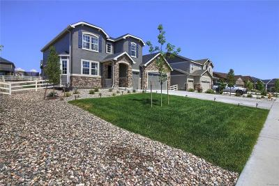 Castle Rock Single Family Home Active: 5889 Golden Field Lane