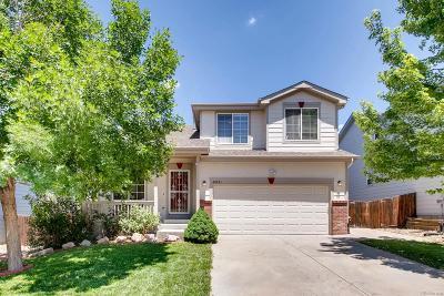 Aurora CO Single Family Home Active: $390,000