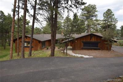 Conifer, Evergreen Single Family Home Active: 3220 Interlocken Drive