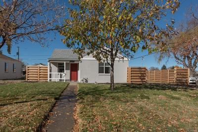 Park Hill, Parkhill Single Family Home Active: 3455 Birch Street