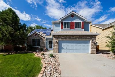 Arvada Single Family Home Active: 13861 West 64th Drive