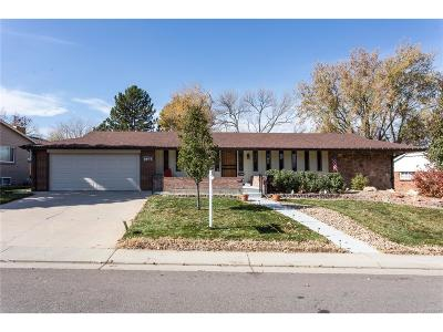 Single Family Home Under Contract: 3871 South Hillcrest Drive