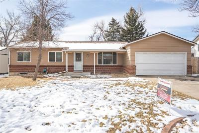 Arvada Single Family Home Active: 8673 Kendall Court