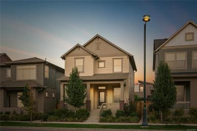 Denver Single Family Home Active: 5468 Uinta Way