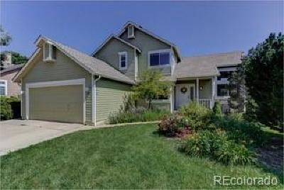 Louisville Single Family Home Active: 715 Wildrose Way