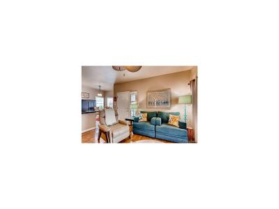 Highlands Ranch Condo/Townhouse Under Contract: 8358 Pebble Creek Way #104