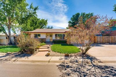 Denver Single Family Home Active: 6700 East Amherst Avenue