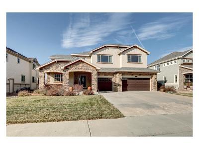 Longmont Single Family Home Under Contract: 1709 Stones Peak Drive