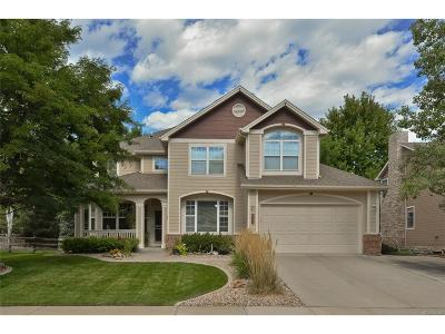 Longmont Single Family Home Under Contract: 2303 Barn Swallow Drive