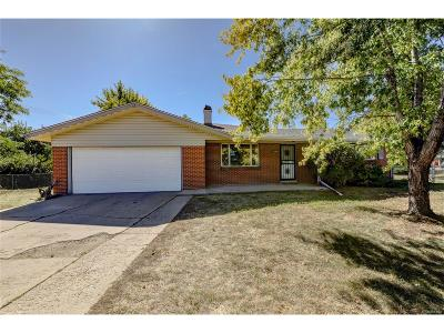 Lakewood Single Family Home Active: 12790 West 19th Place