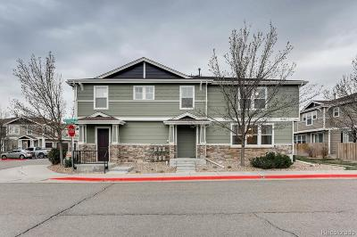 Parker Condo/Townhouse Under Contract: 17326 Waterhouse Circle #A