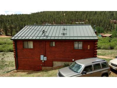 Bailey Single Family Home Under Contract: 536 North Random Road