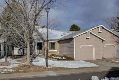 Highlands Ranch Condo/Townhouse Active: 27 Shetland Court