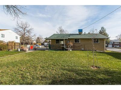 Arvada Single Family Home Under Contract: 6629 Quay Street