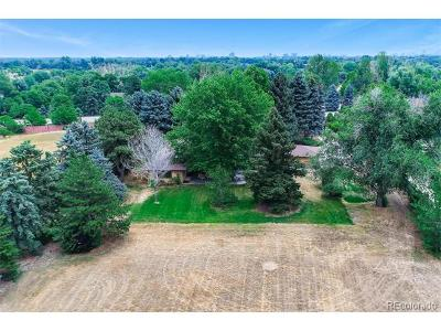 Centennial, Cherry Hills Village, Englewood, Greenwood Village, Littleton, Highlands Ranch, Castle Pines, Castle Pines N, Lone Tree Single Family Home Active: 5275 South University Boulevard