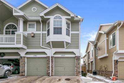 Highlands Ranch Condo/Townhouse Active: 1357 Carlyle Park Circle