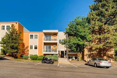 Golden Condo/Townhouse Under Contract: 451 Golden Circle #312