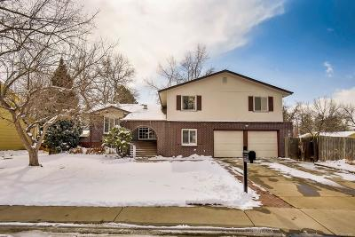 Arvada CO Single Family Home Active: $429,000