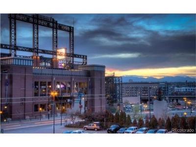 Denver Condo/Townhouse Active: 2229 Blake Street #410