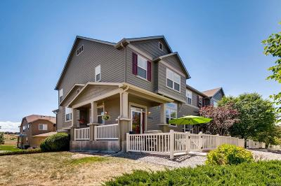 Castle Rock Condo/Townhouse Active: 3921 Nordland Trail