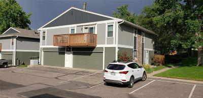 Denver Condo/Townhouse Active: 10001 East Evans Avenue #68D